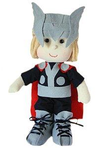 Boneco de pano Thor