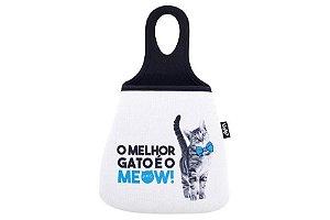 LIXEIRA DE CARRO GATO
