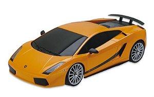 Carrinho de Controle Remoto XQ Lamborghini Aventador - 1:18 Multikids - BR443
