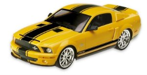 Carrinho de Controle Remoto XQ Ford Shelby Gt500 - 1:18 Multikids - BR450