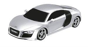 Audi R8 de Controle Remoto-Multikids BR440