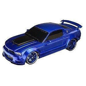 Carrinho de Controle Remoto XQ Mustang Boss - 1:10 Multikids - BR463