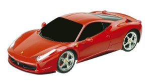 Carrinho Controle Remoto Ferrari 458 Italia - Multilaser