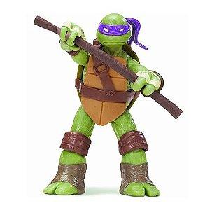 Multikids Nickelodeon Boneco Tartarugas Ninja Donatello 12cm BR030