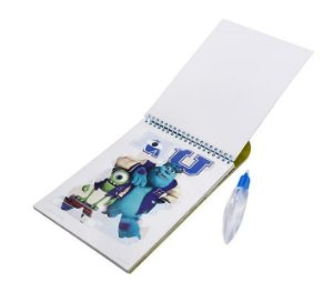 Aqua Book Monstros