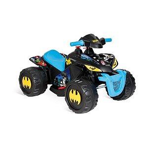 Quadriciclo Batiman - El 6V - Bandeirantes 2364 Elétrico