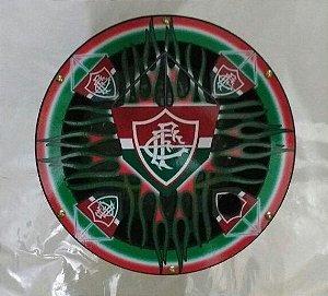 Carretilha Madeira 28 CM - Vazada FLUMINENSE