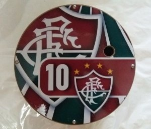 Carretilha Madeira 28 CM - Fluminense