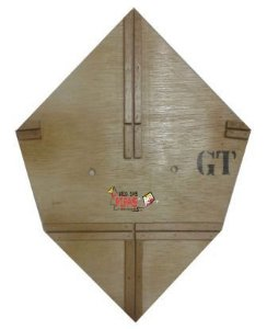 Kit Fazer 100 Pipas GT 50 CM