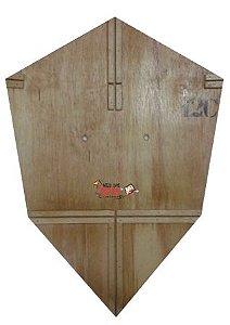 Kit Fazer 100 Pipas Charuto 60 CM