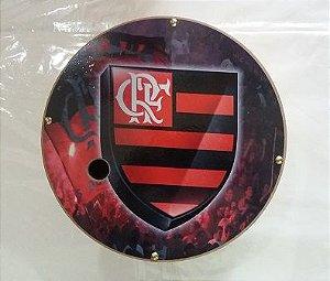 Carretilha Madeira 28 CM - Flamengo