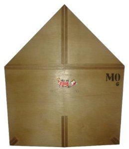 Kit Fazer 100 Pipas Morcego / Cafifa 70 CM