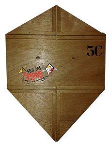 Forma / Gabarito Profissional Para Fazer Pipa Biquinho 50 Cm