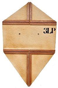 Forma / Gabarito Profissional Para Fazer Pipa De Lápis 60 Cm