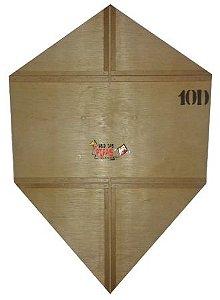 Forma / Gabarito Profissional Para Fazer Pipa Biquinho 70 Cm