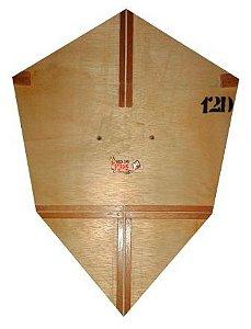 Forma / Gabarito Profissional Para Fazer Pipa Charutão 70 Cm