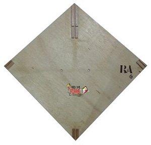 Forma / Gabarito Profissional Para Fazer Pipa Raia 50x50