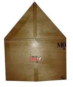 Forma / Gabarito Profissional Para Fazer Pipa Morcego 60 Cm