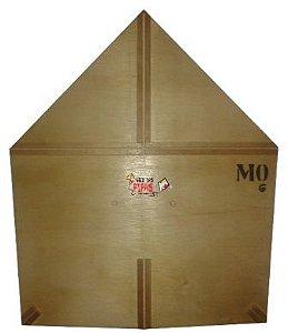 Forma / Gabarito Profissional Para Fazer Pipa Morcego 70 Cm