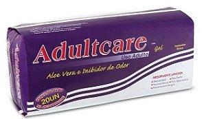 Absorvente Adulto Adultcare Gel com 20 unidades