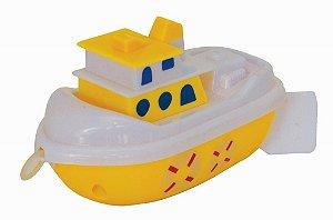 Brinquedo Banho Divertido Barco Kitstar