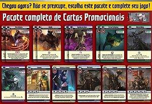 Heróis e Monstros - Kit Cartas Promocionais