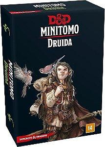 DUNGEONS & DRAGONS: MINITOMO DO DRUIDA