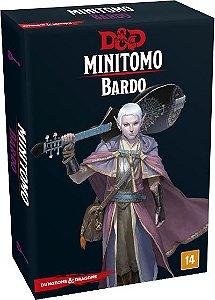 DUNGEONS & DRAGONS: MINITOMO DO BARDO