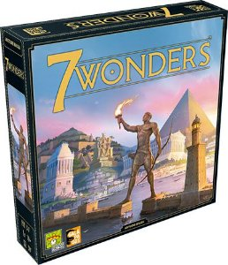 7 WONDERS (SEGUNDA EDIÇÃO)
