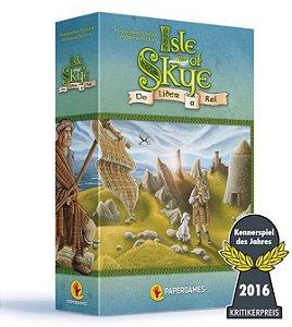 ISLE OF SKYE + INSERT