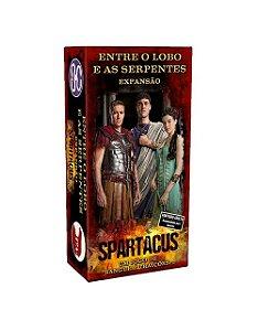 SPARTACUS: ENTRE O LOBO E AS SERPENTES