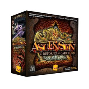 ASCENSION: O RETORNO DO CAIDO