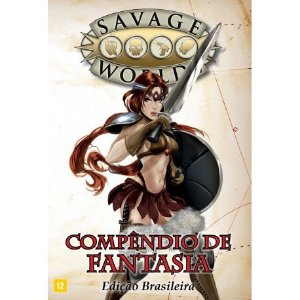 SAVAGE WORLDS - COMPENDIO DE FANTASIA