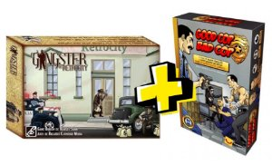 COMBO: O GANGSTER DE RETROCITY + GOOD COP BAD COP