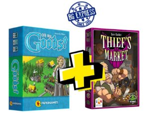 COMBO: OH MY GOODS! + THIEF'S MARKET