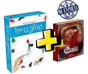 COMBO: IMAGINE + CONTÁRIA
