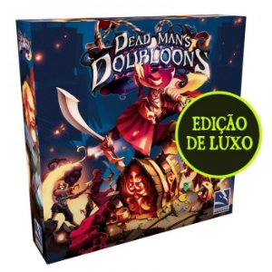 DEAD MAN'S DOUBLOONS - EDIÇÃO DE LUXO