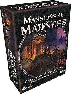 MANSIONS OF MADNESS - PESADELOS RECORRENTES