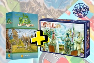 COMBO: ISLE OF SKYE + IMPERIAL 2030