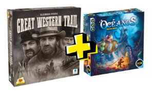 COMBO: GREAT WESTERN TRAIL + OCEANOS