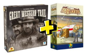 COMBO: GREAT WESTERN TRAIL + LE HAVRE
