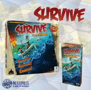 COMBO: SURVIVE + EXPANSÃO