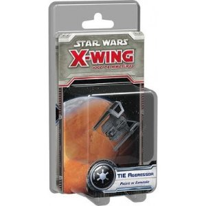 STAR WARS X-WING: TIE AGGRESSOR