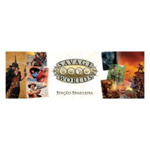 SAVAGE WORLDS: ESCUDO DO MESTRE