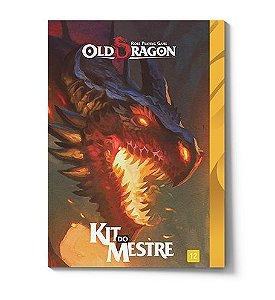 OLD DRAGON: KIT DO MESTRE