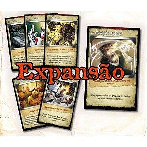 SAVAGE WORLDS - BARALHO DE AVENTURA EXPANSAO