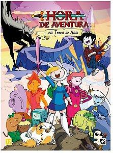 HORA DE AVENTURA RPG: NA TERRA DE AAA