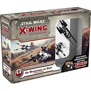 STAR WARS X-WING: OS RENEGADOS DE SAW