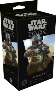 STAR WARS LEGION: BOBA FETT