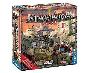KINGSBURG - 2ª EDIÇÃO (PRÉ-VENDA)